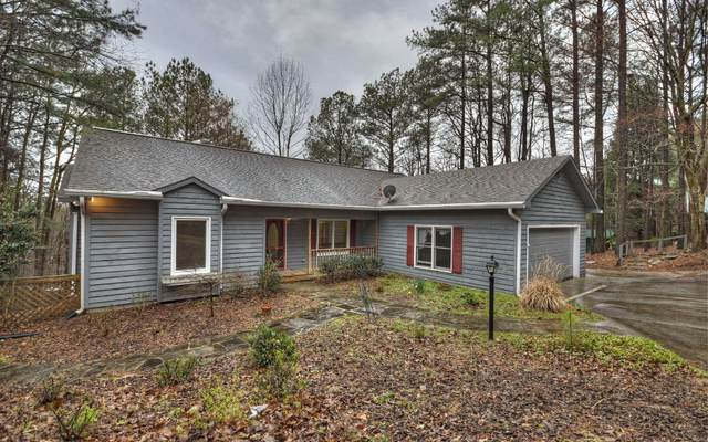 128 Mountain Springs Cir, Ellijay, GA 30536 (MLS #305277) :: Path & Post Real Estate