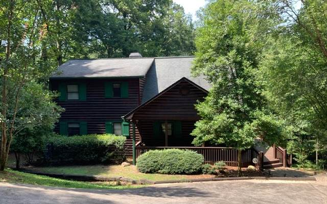 97 Thrasher Court, Ellijay, GA 30540 (MLS #305390) :: Path & Post Real Estate