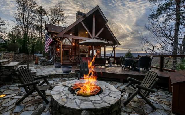 96 Hidden Lake Lane, Cherry Log, GA 30522 (MLS #305463) :: Path & Post Real Estate