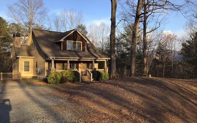 477 Shenendoa Dr, Ellijay, GA 30540 (MLS #305497) :: RE/MAX Town & Country