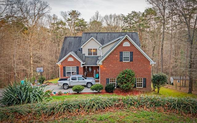 195 Woodland Drive, Ellijay, GA 30540 (MLS #305512) :: RE/MAX Town & Country