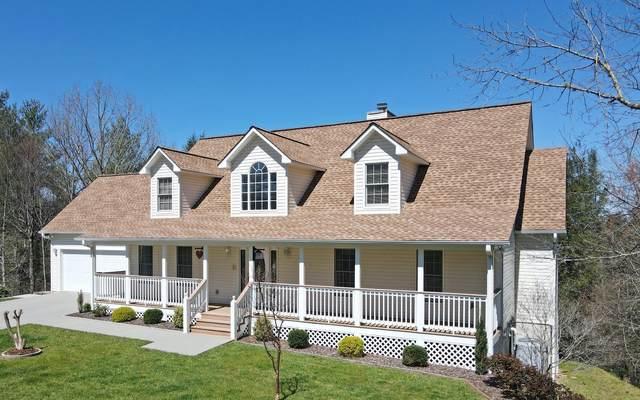 184 Runaway Road, Blairsville, GA 30512 (MLS #305545) :: Path & Post Real Estate