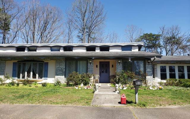 130 Ross Road, Hayesville, NC 28904 (MLS #305561) :: RE/MAX Town & Country