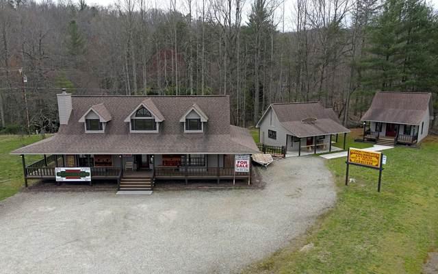5934 E Highway 515, Blairsville, GA 30512 (MLS #305579) :: Path & Post Real Estate