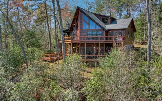 728 Choctaw Ridge Rd, Blue Ridge, GA 30513 (MLS #305701) :: Path & Post Real Estate