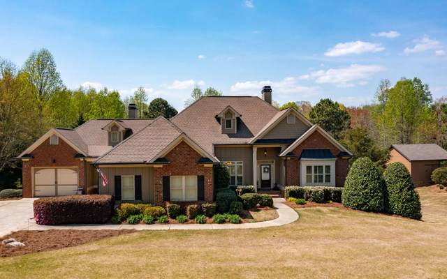 5592 Bogus Rd, Gainesville, GA 30506 (MLS #305872) :: RE/MAX Town & Country