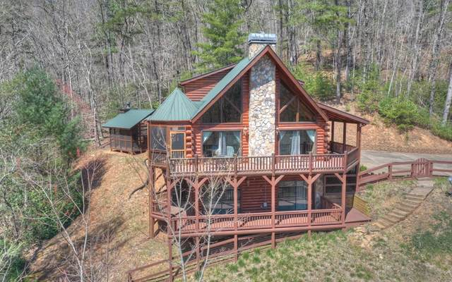 1925 Shady Falls Road, Blue Ridge, GA 30513 (MLS #305890) :: Path & Post Real Estate
