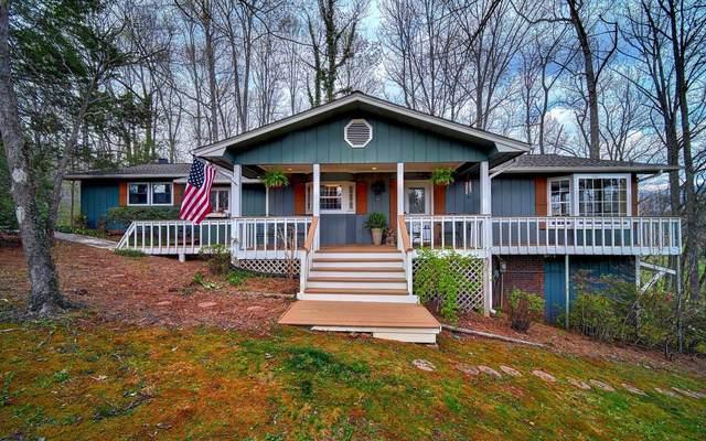 5801 Brasstown Creek Est, Young Harris, GA 30582 (MLS #305903) :: Path & Post Real Estate