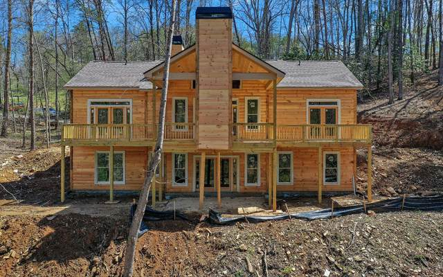 128 Toccoa River Forest, Mineral Bluff, GA 30559 (MLS #305922) :: RE/MAX Town & Country