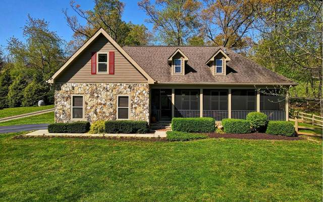 32 Chatuge Shores Cir, Hayesville, NC 28904 (MLS #305941) :: Path & Post Real Estate