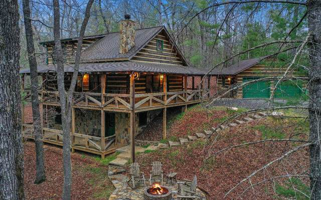 309 Long Ridge Road, Blue Ridge, GA 30513 (MLS #306057) :: RE/MAX Town & Country