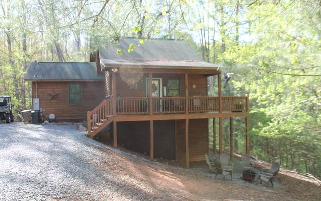 68 Morgan Way Court, Ellijay, GA 30540 (MLS #306064) :: RE/MAX Town & Country