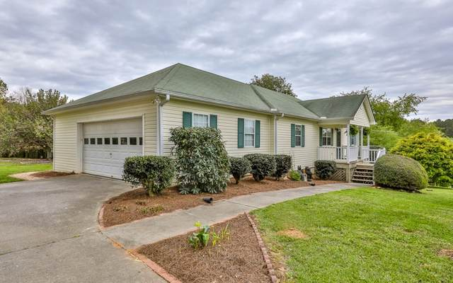 354 Cripple Creek Drive, Ellijay, GA 30540 (MLS #306074) :: RE/MAX Town & Country