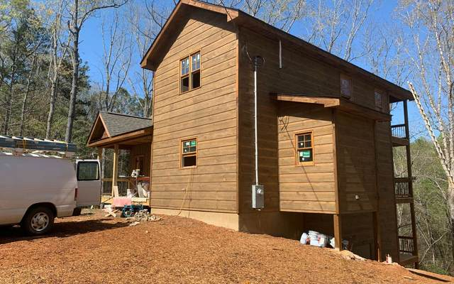 3171 Newport Dr, Ellijay, GA 30540 (MLS #306081) :: RE/MAX Town & Country