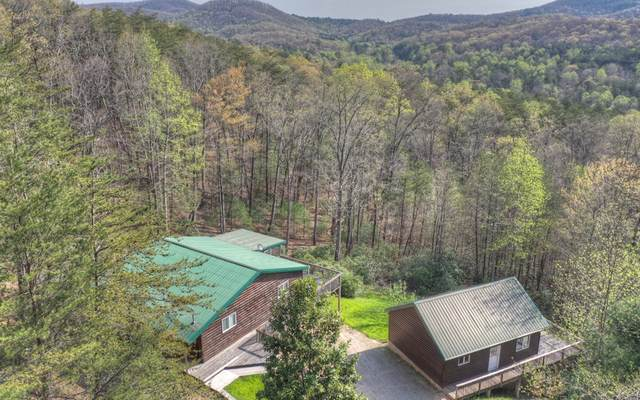 414 Can Town Rd, Ellijay, GA 30536 (MLS #306087) :: RE/MAX Town & Country