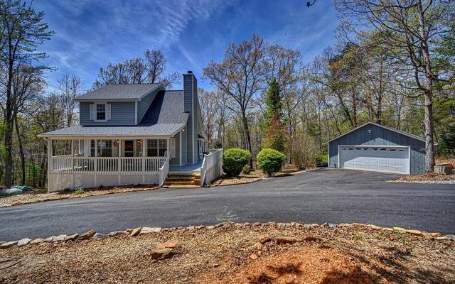 855 Tomahawk Trail, Blairsville, GA 30512 (MLS #306098) :: RE/MAX Town & Country