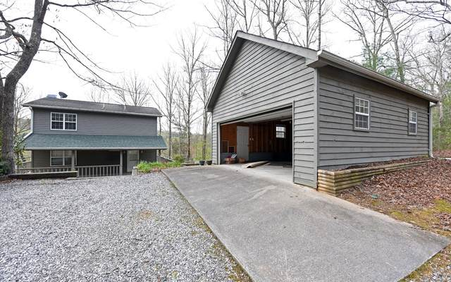 6 Bent Creek Dr, Blairsville, GA 30512 (MLS #306099) :: RE/MAX Town & Country