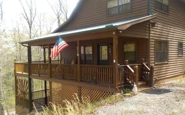 225 Mountain Top View, Blairsville, GA 30512 (MLS #306217) :: Path & Post Real Estate
