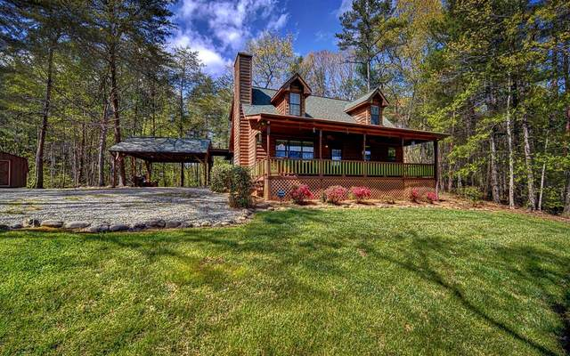 224 Stable Gate Dr, Blairsville, GA 30512 (MLS #306254) :: Path & Post Real Estate