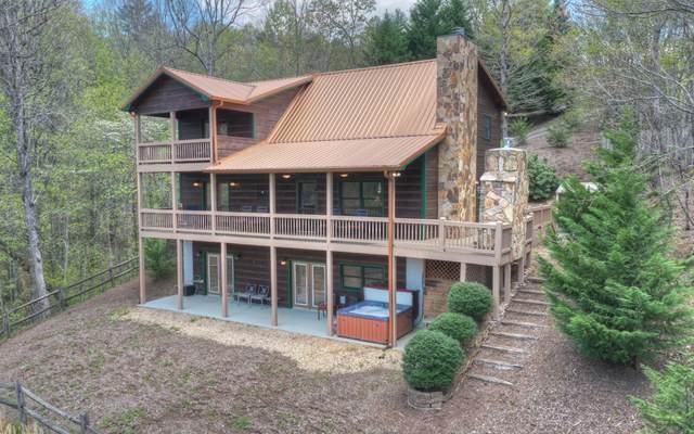134 Crossrock Dr, Blue Ridge, GA 30513 (MLS #306257) :: Path & Post Real Estate