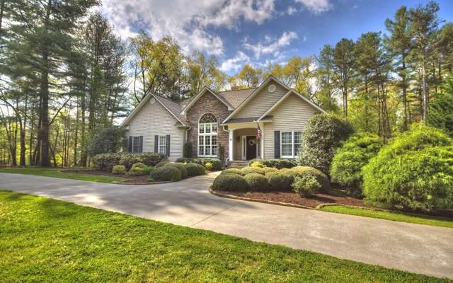 16 Owensby Mill Drive, Ellijay, GA 30536 (MLS #306288) :: Path & Post Real Estate
