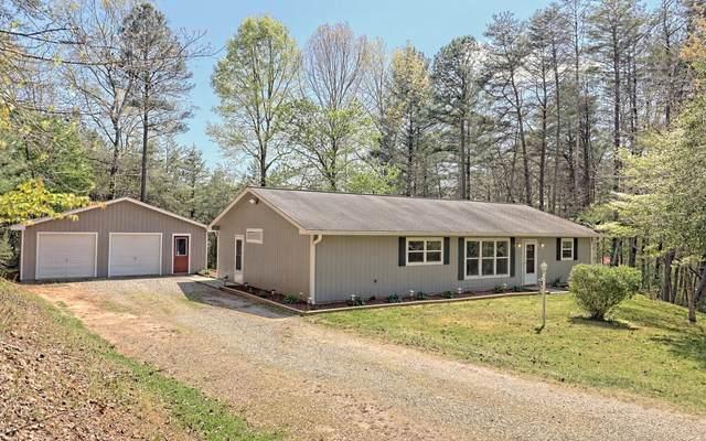 295 Stable Gate Drive, Blairsville, GA 30512 (MLS #306306) :: Path & Post Real Estate