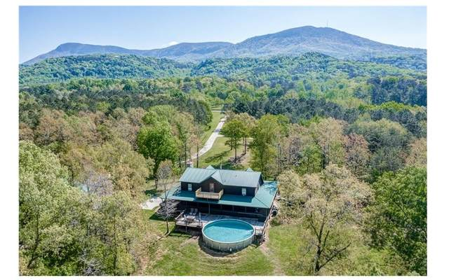 749 S Old Federal Road, Chatsworth, GA 30705 (MLS #306398) :: RE/MAX Town & Country