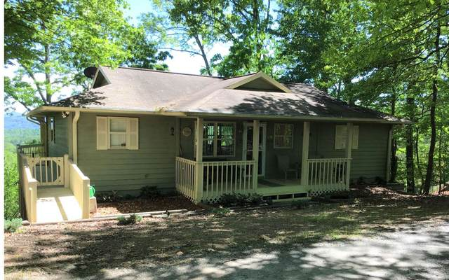 870 Wikle Road, Hayesville, NC 28904 (MLS #306713) :: RE/MAX Town & Country
