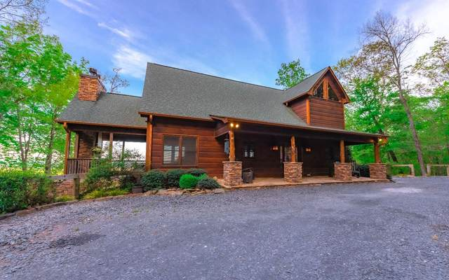 474 Kennebec Drive, Mineral Bluff, GA 30559 (MLS #306753) :: RE/MAX Town & Country