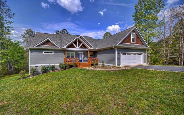 644 Meadow Brooke Rd, Young Harris, GA 30546 (MLS #306759) :: RE/MAX Town & Country