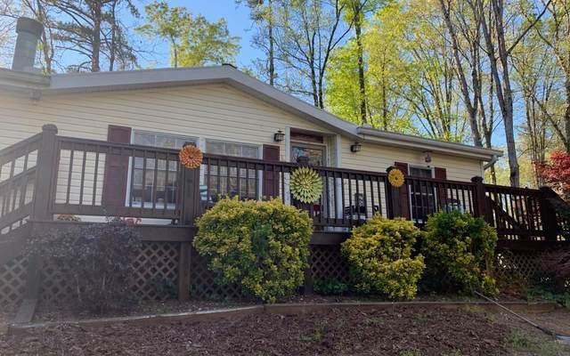 1008 Pleasant Gap Road, Ellijay, GA 30540 (MLS #306770) :: RE/MAX Town & Country