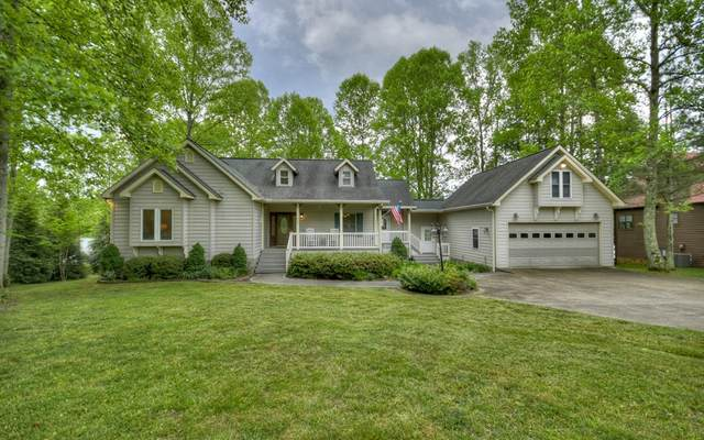 447 Campbell Cove Road, Turtletown, TN 37391 (MLS #306771) :: Path & Post Real Estate