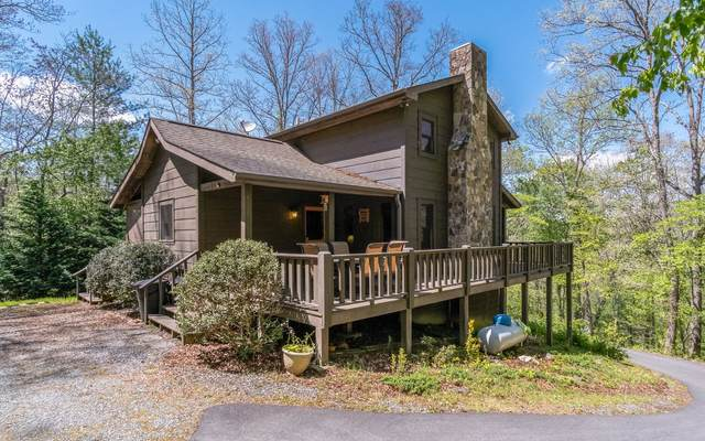 102 Ridge Top Circle, Blue Ridge, GA 30513 (MLS #306773) :: RE/MAX Town & Country