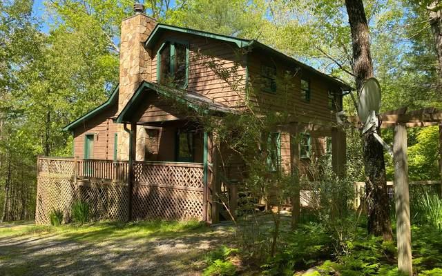 1436 Whispering Pine Lane, Cherry Log, GA 30522 (MLS #306777) :: RE/MAX Town & Country