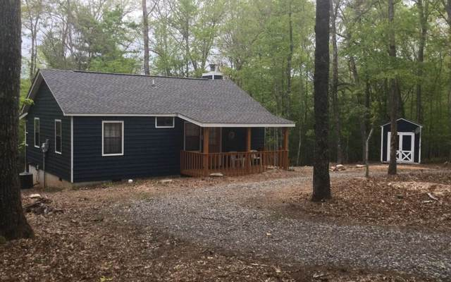 110 Blair Oaks Drive, Blairsville, GA 30512 (MLS #306794) :: RE/MAX Town & Country