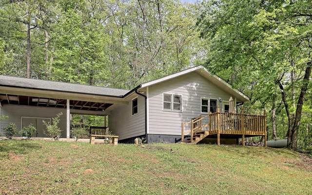 17 Castle Lane, Blairsville, GA 30512 (MLS #306874) :: RE/MAX Town & Country