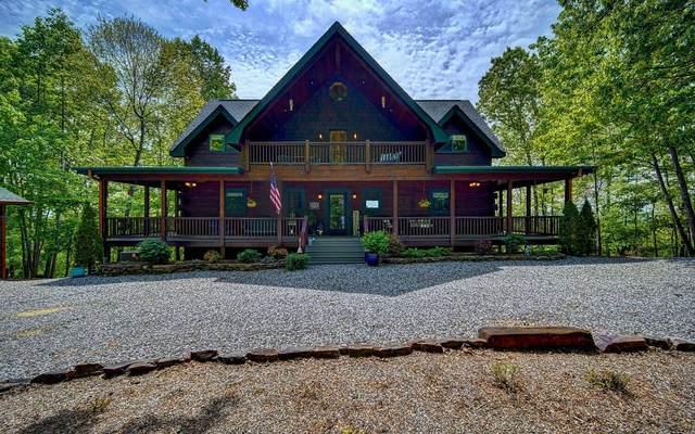 234 Oak Ledge, Morganton, GA 30560 (MLS #306883) :: RE/MAX Town & Country
