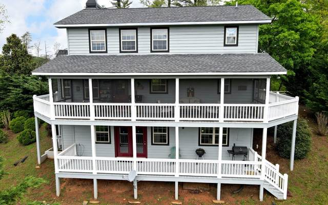 100 Rizzitello Lane, Blairsville, GA 30512 (MLS #306885) :: RE/MAX Town & Country