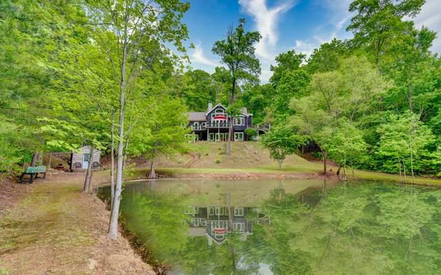 181 Glenridge Way, Ellijay, GA 30540 (MLS #306935) :: RE/MAX Town & Country