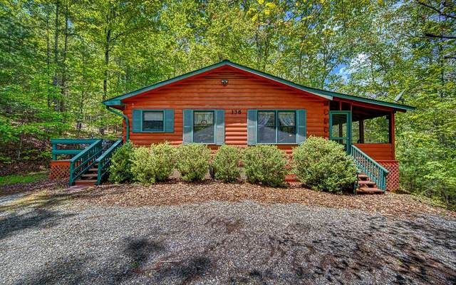 136 Tall Oaks Trail, Blairsville, GA 30512 (MLS #306941) :: RE/MAX Town & Country