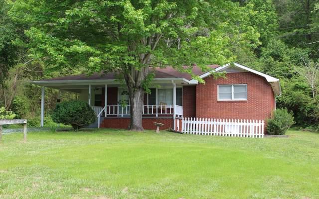 2322 Upper Bell Creek Rd, Hiawassee, GA 30546 (MLS #306951) :: RE/MAX Town & Country