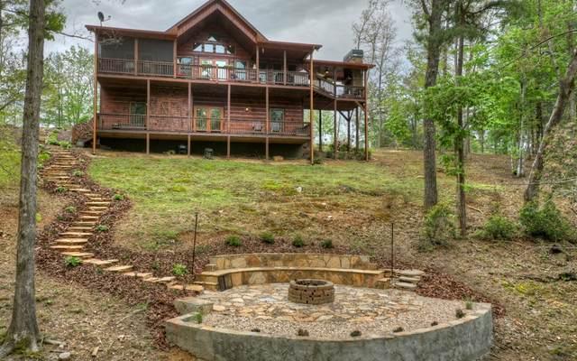 350 Kensington Drive, Mineral Bluff, GA 30559 (MLS #306973) :: RE/MAX Town & Country