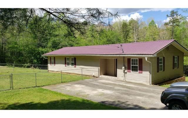 855 Grassy Creek, Copperhill, TN 37317 (MLS #307004) :: RE/MAX Town & Country