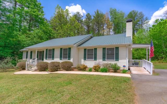 163 Johns Ridge Road, Blue Ridge, GA 30513 (MLS #307167) :: RE/MAX Town & Country