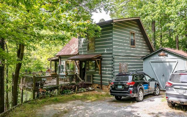 53 Overlook Dr, Cherry Log, GA 30522 (MLS #307185) :: RE/MAX Town & Country