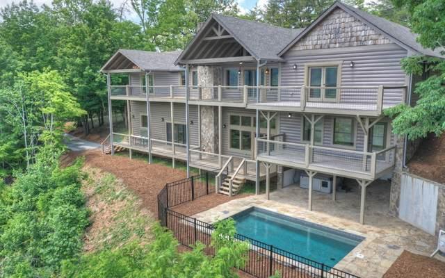 568 Rock Creek Ct, Cherry Log, GA 30522 (MLS #307436) :: RE/MAX Town & Country