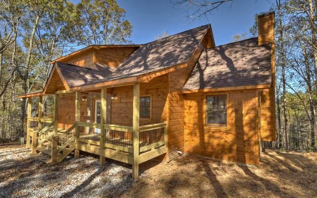LT 5 Blackberry Creek, Blue Ridge, GA 30513 (MLS #307462) :: RE/MAX Town & Country