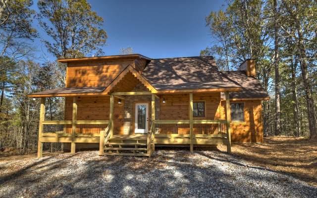 LT 8 Blackberry Creek, Blue Ridge, GA 30513 (MLS #307463) :: RE/MAX Town & Country