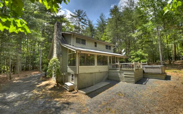 515 Indian Cave Rd, Ellijay, GA 30536 (MLS #307645) :: RE/MAX Town & Country