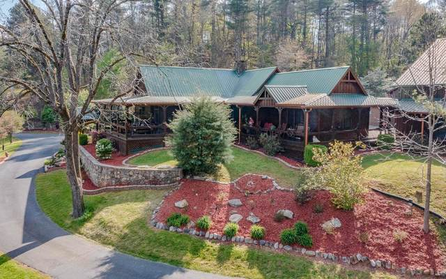 513 515 TOCCOA RIVER FST, Mineral Bluff, GA 30559 (MLS #307693) :: RE/MAX Town & Country